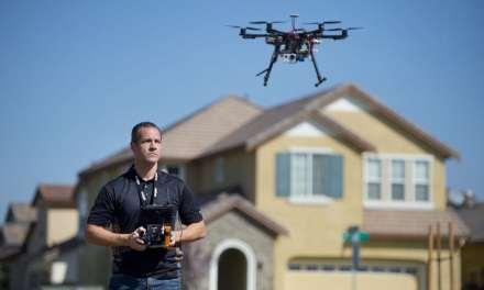 10 ways to use drones to improve your business
