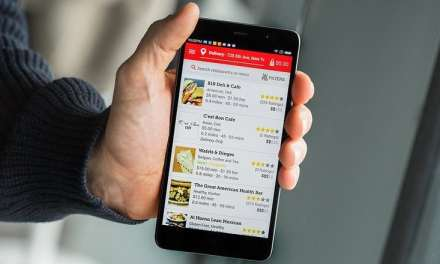 Banish the winter blues by using these Android apps to get hot food delivered to your door