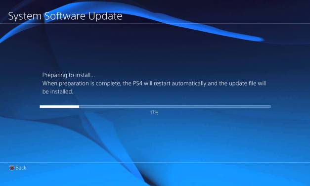 PS4 Software Update 5.0 To Allow PSN ID Changes, Play PS1 Games