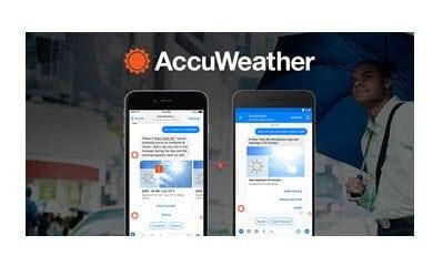AccuWeather Introduces Plain Language AI Weather Bot for Facebook Messenger