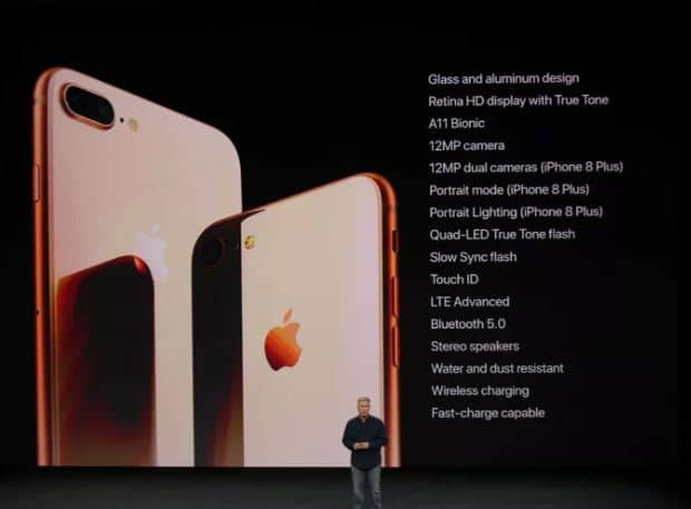 iPhone 8 and iPhone 8 Plus Launched! Here are the Prices, Specifications and Features