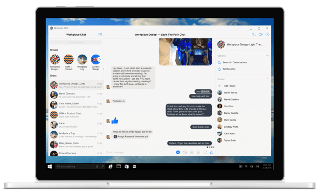 Workplace by Facebook celebrates first anniversary by launching new features