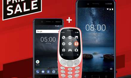 Get more with Nokia 8 this Black Friday