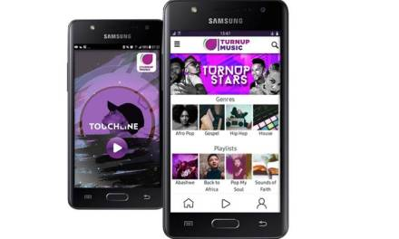 TurnUp Music launches on Samsung Z Series