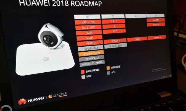 Huawei 2018 Roadmap Leaked – 3 Variants Of The P20 Series On The Cards?