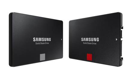 Samsung Electronics Advances SATA Lineup with 860 PRO and 860 EVO Solid State Drives Powered by V-NAND