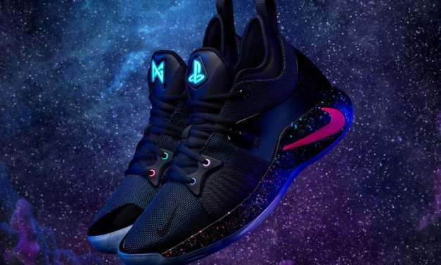Nike Unveils Limited Edition PlayStation Shoes