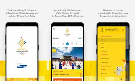 Samsung Launches the Official App of PyeongChang 2018 to Power Connections and Bring Fans Closer to the Olympic Winter Games