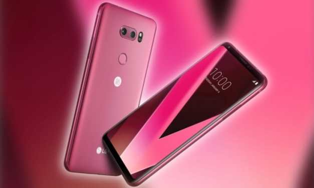 LG Unveils 'Raspberry Rose' Colour Variant of V30 Ahead of CES 2018