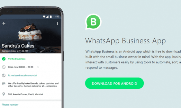 WhatsApp Launches Business App for Small Businesses