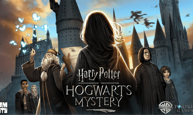 Jam City Launches Harry Potter: Hogwarts Mystery RPG Game for Android and iOS