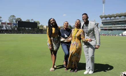 Thousands Visit Wanderers Stadium For Johannesburg Leg Of PRESENTER SEARCH on 3 Auditions