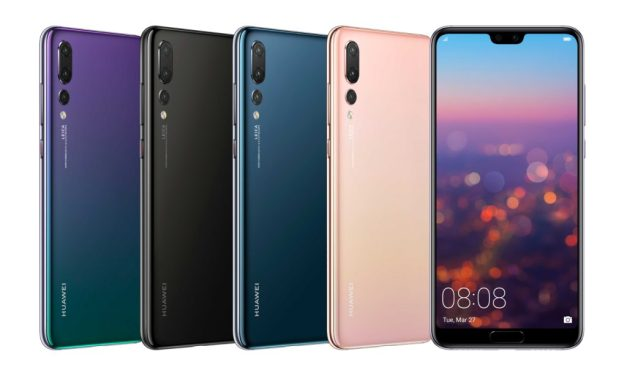 Huawei reveals the future of smartphone AI photography at HUAWEI P20 series launch