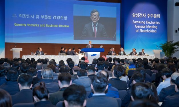 Samsung Electronics Holds Annual General Meeting of Shareholders