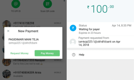 Request Money Feature Added on WhatsApp for Android