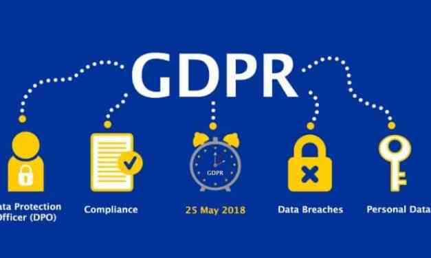GDPR is here: 9 ways technology can help get ready for it