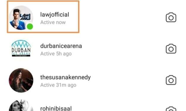 New Green Dots on Instagram Indicate When Your Friends Are Online