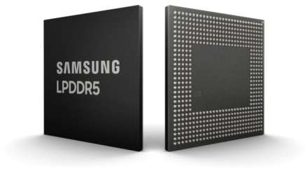 Samsung Electronics Announces Industry's First 8Gb LPDDR5 DRAM for 5G and AI-powered Mobile Applications