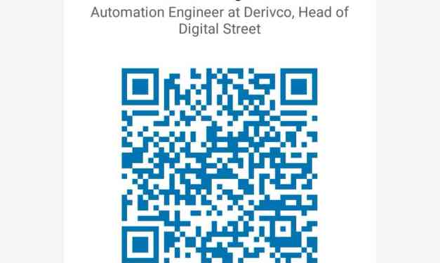 LinkedIn QR Code Allows You To Connect With Professionals Faster