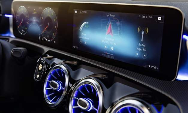 New Mercedes-Benz A-Class sets the benchmark in the compact segment