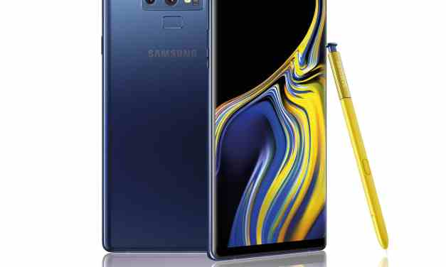 Making The Galaxy Note9 Uniquely Yours