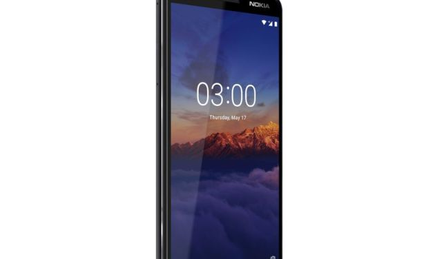 Nokia 3.1 Android Oreo smartphone arrives in South Africa