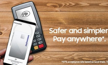 Step Into The Future With Samsung Pay