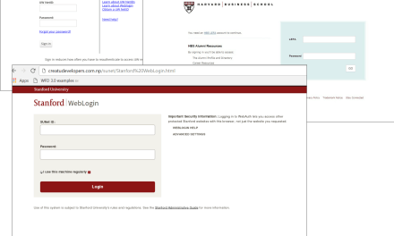 Scholars beware: phishing fraudsters hunt for university credentials