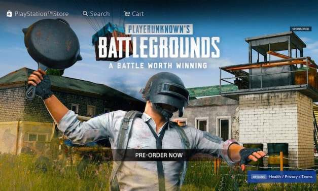 PUBG PS4 Pre-Orders Not Very Far Away From Rolling Out