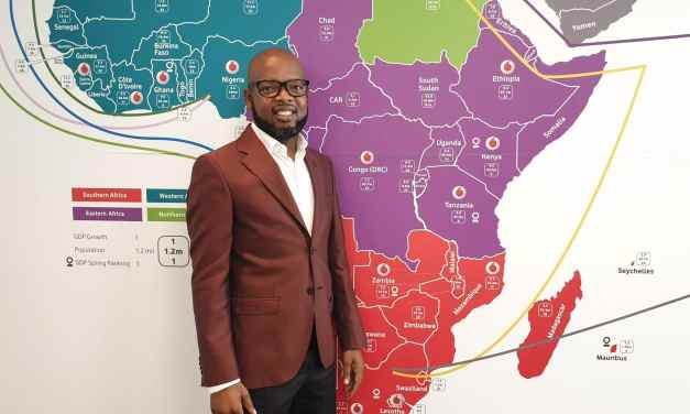 Vodacom appoints Peter Malebye as Managing Executive for IoT Africa