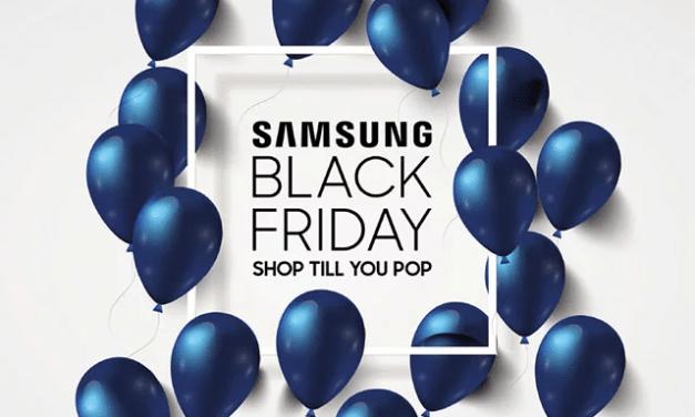 Samsung Deals Revealed for Black Friday Sale 2018