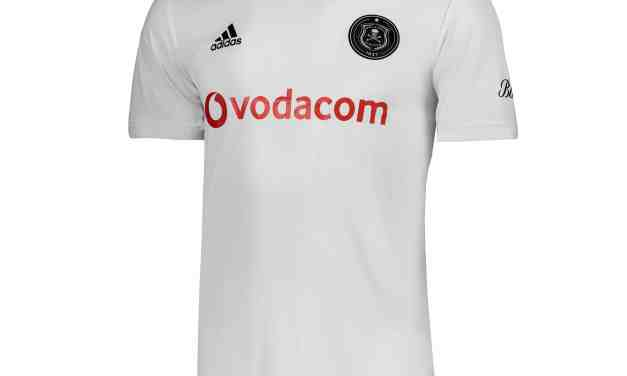 Orlando Pirates to kick off CAF campaign in striking new jersey