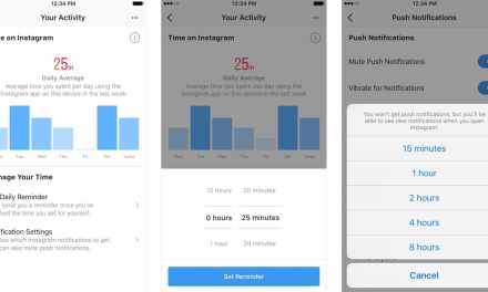 New Instagram Feature Allows You To Track How Much Time You Spend on It