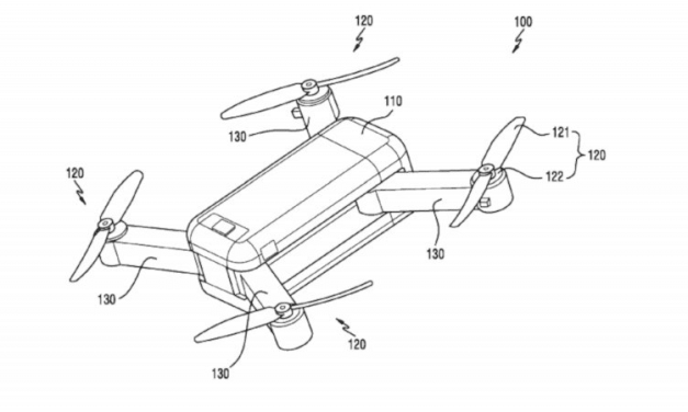 Forget the Foldable Phone, Samsung may launch a Foldable Drone!