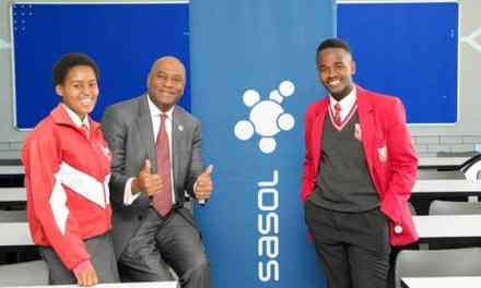 Sasol Energy invests in mathematics laboratories for Manyano High School