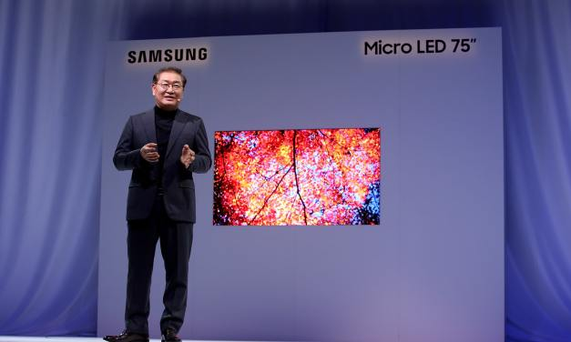 Samsung Unveils the Future of Displays with Ground-breaking Modular Micro LED Technology at CES