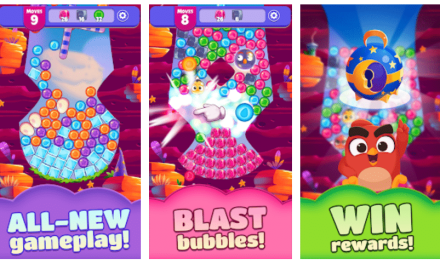 All New Angry Birds 'Dream Blast' Mobile Game Now Available To Download!