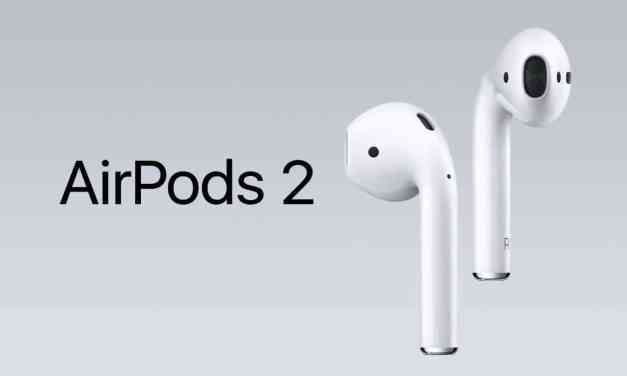 Apple AirPods 2 Expected to Launch in First Half of 2019