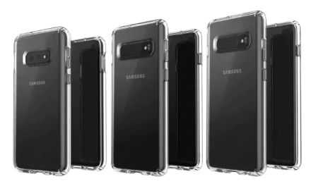Leaked: Samsung Galaxy S10 Range In Transparent Cases