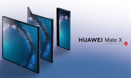 Huawei Launches Mate X 5G Foldable Phone