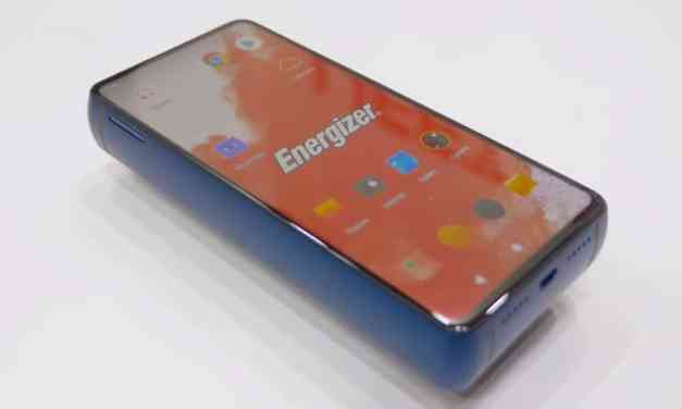 Energizer P18K Pop Smartphone Unveiled at MWC 2019