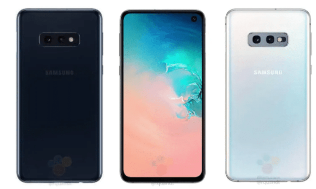 Leaked: Samsung Galaxy S10E