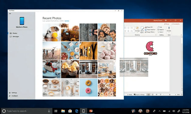 Windows 10 Beta Introduces Microsoft's 'Your Phone' App With Android Screen Mirroring
