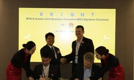 Huawei and MTN strengthen strategic partnership to expand digital services