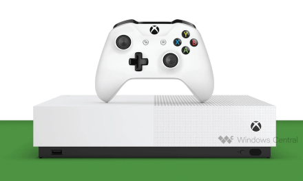 Xbox One S All-Digital Edition Set To Launch on the 7th of May 2019
