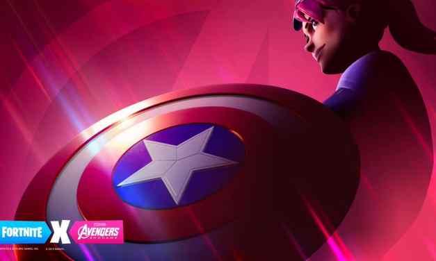 Announced! Fortnite Avengers: Endgame Event