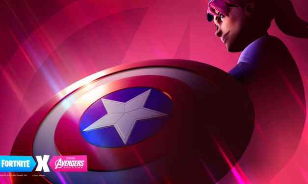 Announced! Fortnite Avengers: Endgame Event