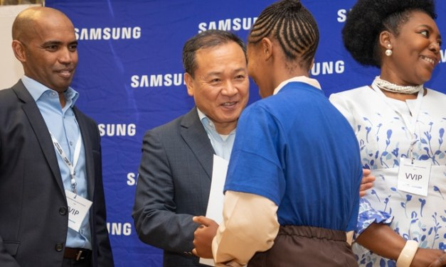 Samsung Engineering Academy Graduates add to Growing Crop of South African Technological Pioneers