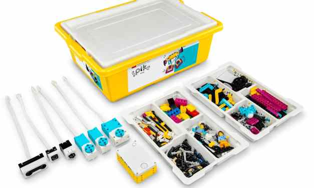 LEGO® Education SPIKE™ Prime, a New Hands-On Learning Approach for Classrooms, Announced