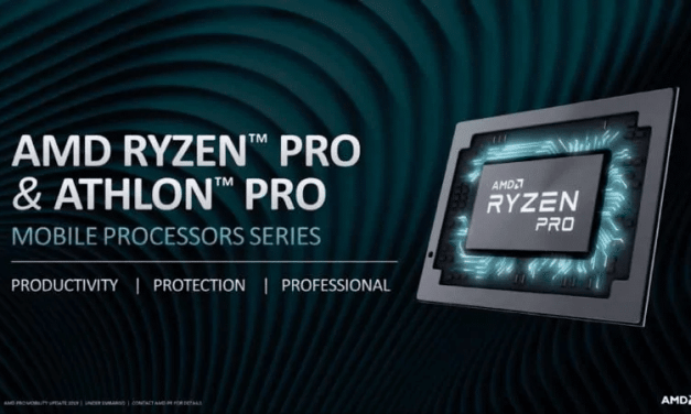 AMD Ryzen Pro 3000-series and Athlon Pro CPUs Launched